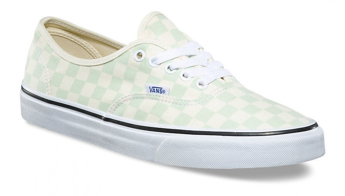 Vans Authentic Checkerboard Ambrosia Men's Skate Shoes Size 11