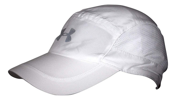 Under Armour Women's Fly Fast Run Cap, White