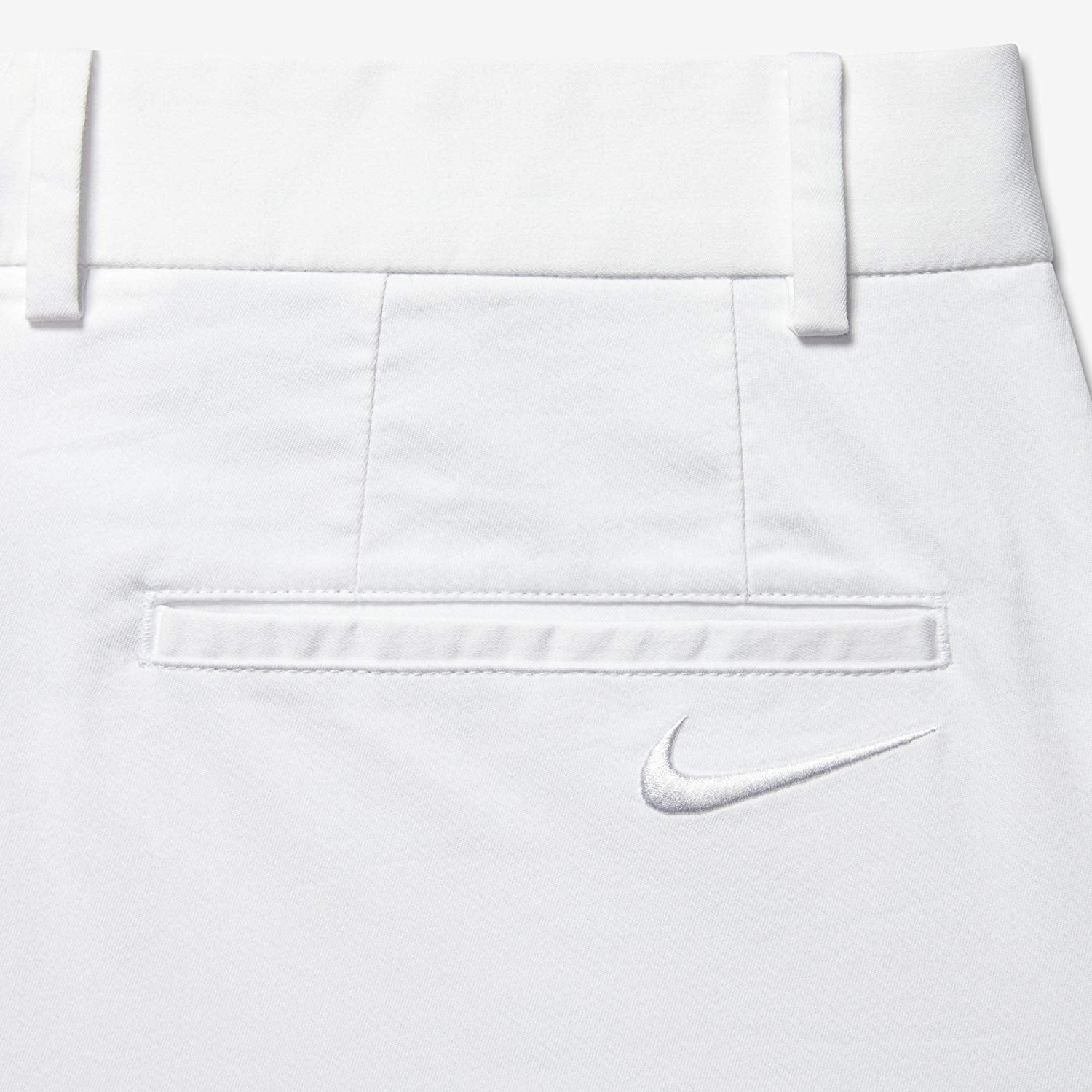 2017 Nike Modern Fit Washed Golf Pants White Size 34/34