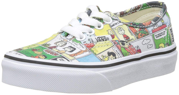 Clothing, Shoes & Accessories Vans Authentic Glitter Fruits Island Skate Shoes 7.5 Toddler