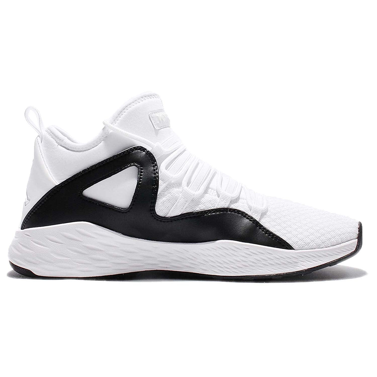 Nike Air Jordan Formula 23 White/Black Men's Basketball Shoes Size 10.5