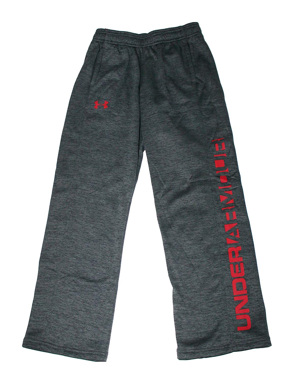 Under Armour Youth Boys Storm Athletic Fleece Lined Pants Size S
