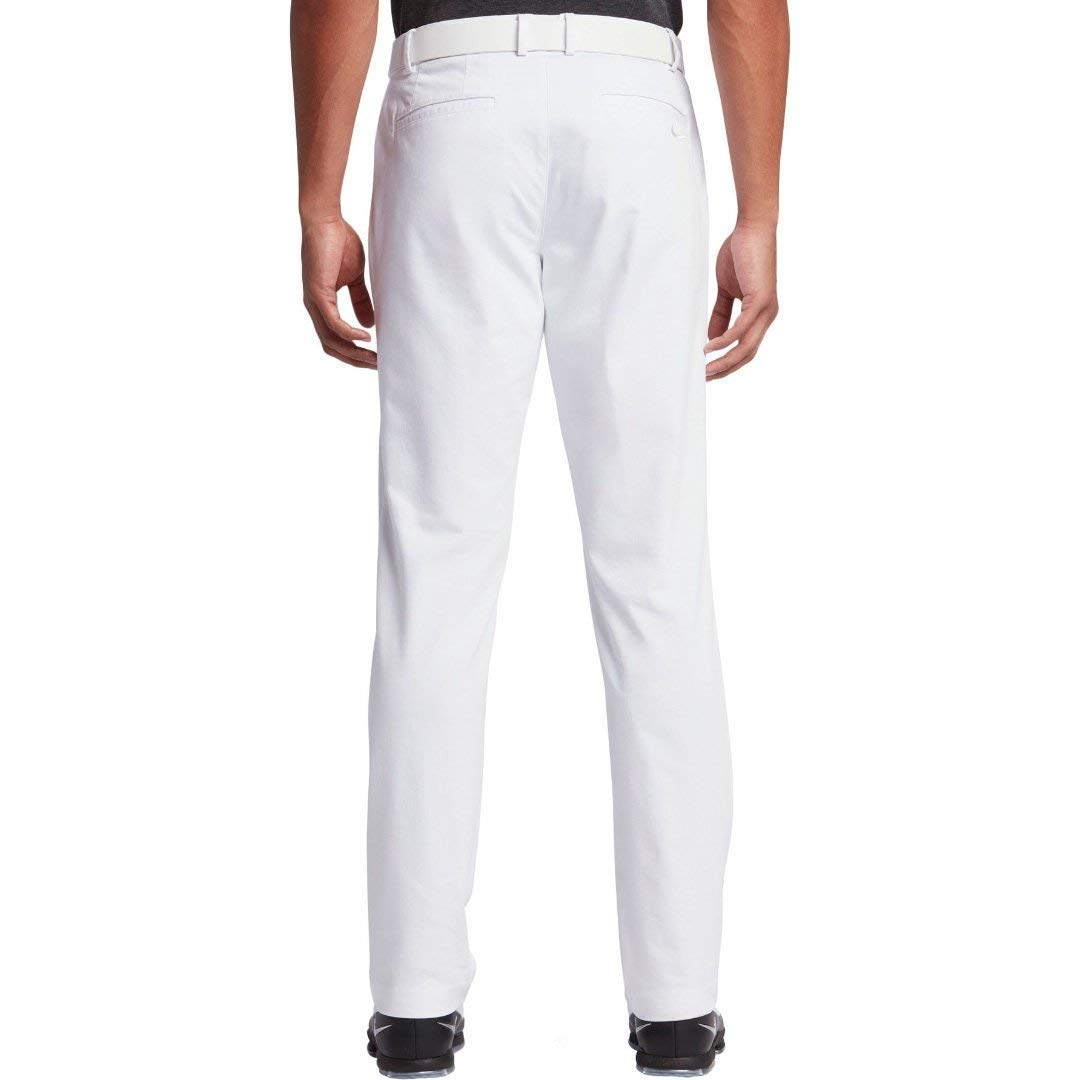 2017 Nike Modern Fit Washed Golf Pants White Size 34/32