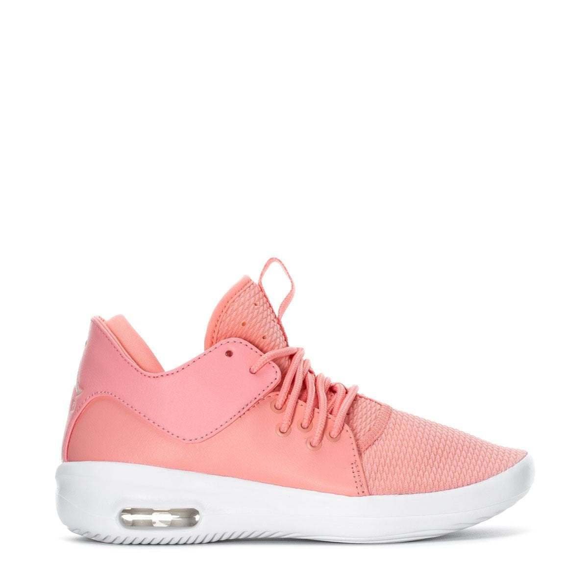 online retailer bf94e 7195a Nike Air Jordan First Class GG Bleached Coral Kids Youth Shoes Size 5.5Y
