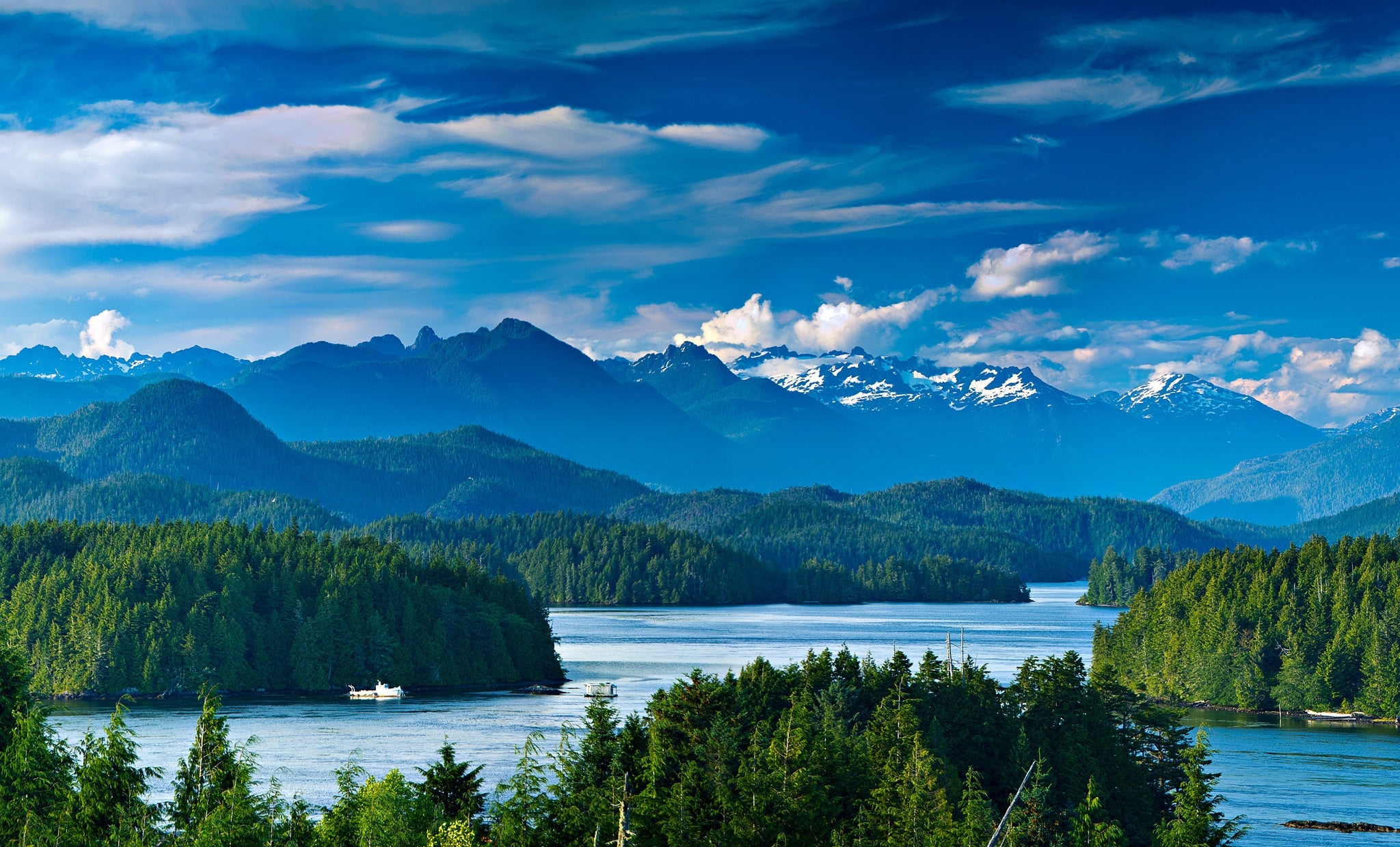 Great Nature Escapes On Vancouver Island