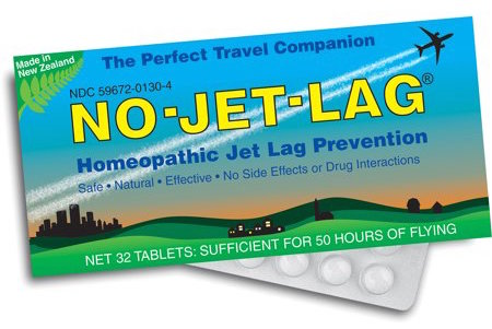 No-Jet-Lag pills, pills that prevent jet lag