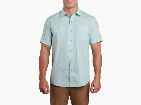 KÜHL Men's Karib Short Sleeve Shirt