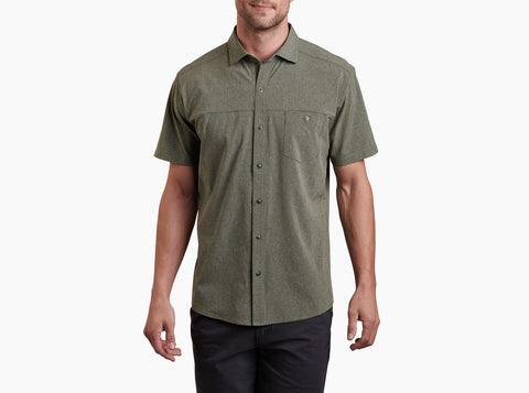 KÜHL Men's Optimizr Short Sleeve Shirt