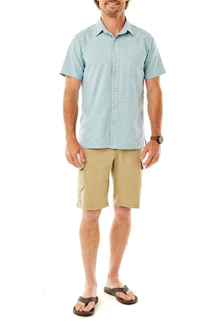 Royal Robbins Men's Hempline Short Sleeve Shirt