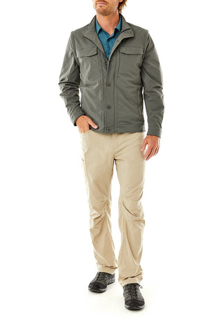 Royal Robbins Men's Traveler Convertable Jacket II