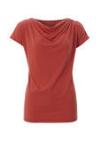 Royal Robbins Women's Essential Tencel Cowl Neck Shirt