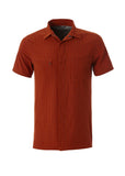 Royal Robbins Men's City Traveler Short Sleeve Shirt