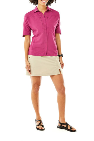 Royal Robbins Women's Expedition Short Sleeve