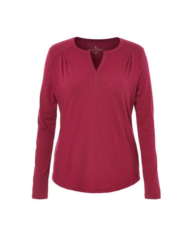 Royal Robbins Womens Merinolux Henley