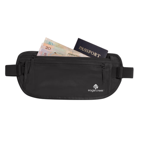 Silk Undercover™ Money Belt Black