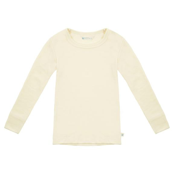 Kids Merino Wool Long-Sleeve Crew Top (PRE-ORDER)