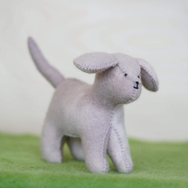 Sew Soft Toys Using Natural Fibres by Karin Neuschutz
