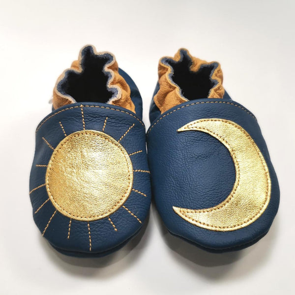 Leather Slippers (Pre-Order)