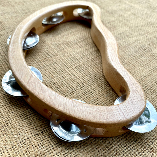 Tambourine (Large) Wooden