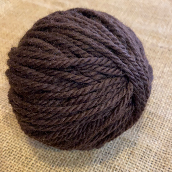 Wool Yarn - Solid Colours, 16 ply