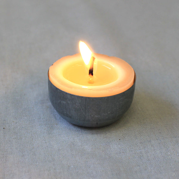 Tealight Candle - Organic Beeswax