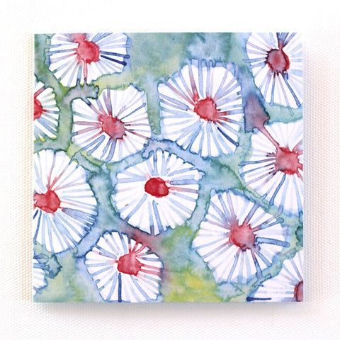 Card & Envelope - Sea Anenome