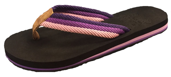 Capitola (Black/Purple)