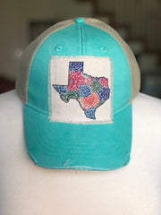 Succulent State Baseball Hat