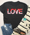 Love letters tee
