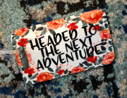 Next Adventure Luggage Tag