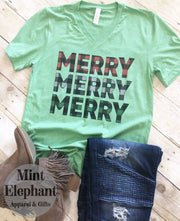 Merry Merry Merry Tee Wholesale