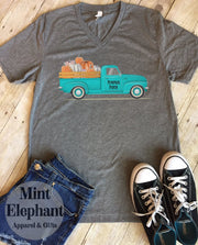 Pumpkin Truck Tee Wholesale