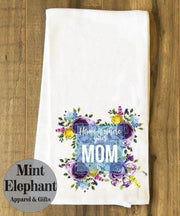 (Ws) Tea Towels For Mom Home Is Where Is Wholesale