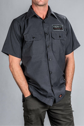 Hoyt Super Tune Shop Shirt (by Red Kap)