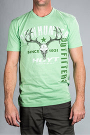 Never Miss  S/S Hoyt Tee