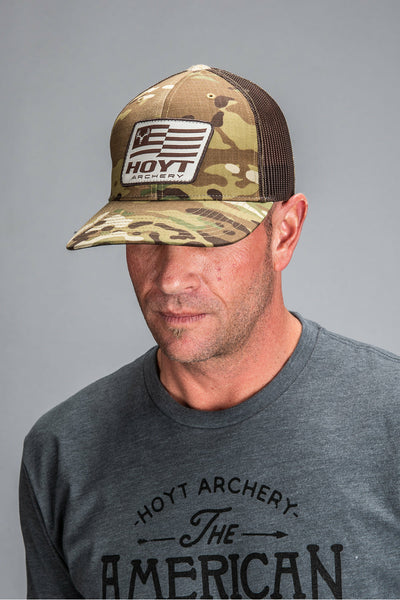 Alpha Hoyt Cap (Richardson 862)