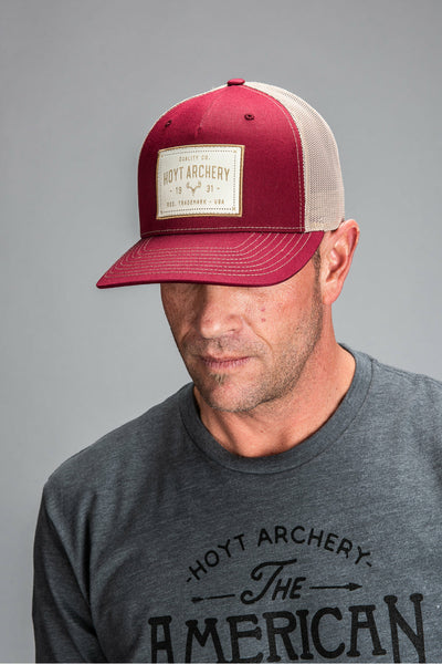 Truckload Hoyt Cap (112 by Richardson)