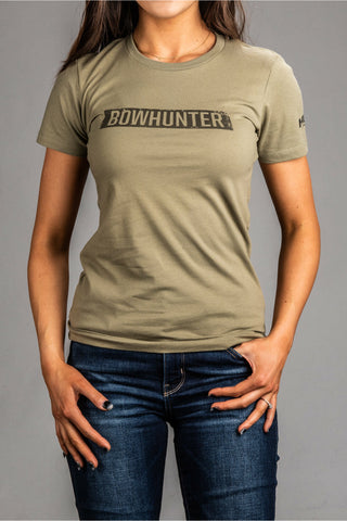 Ladies Bowhunter S/S Tee