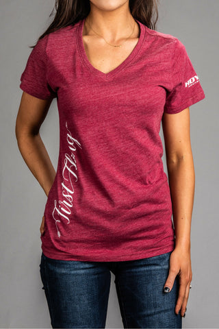 Ladies First Hoyt Fling S/S Tee