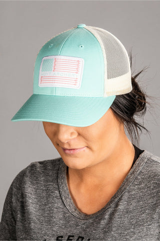 Ladies Patriot Hoyt Hat (by Richardson)