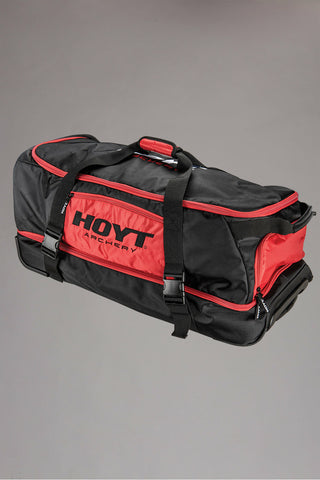 Dual Compartment Team Hoyt Rolling Duffel
