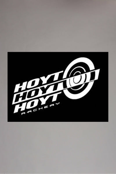 Hoyt Target Decal