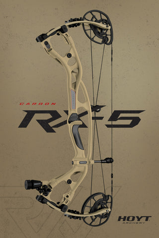 RX-5 Poster