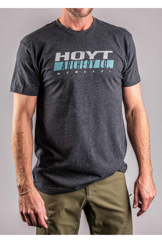 Racing Stripes Hoyt  S/S Tee