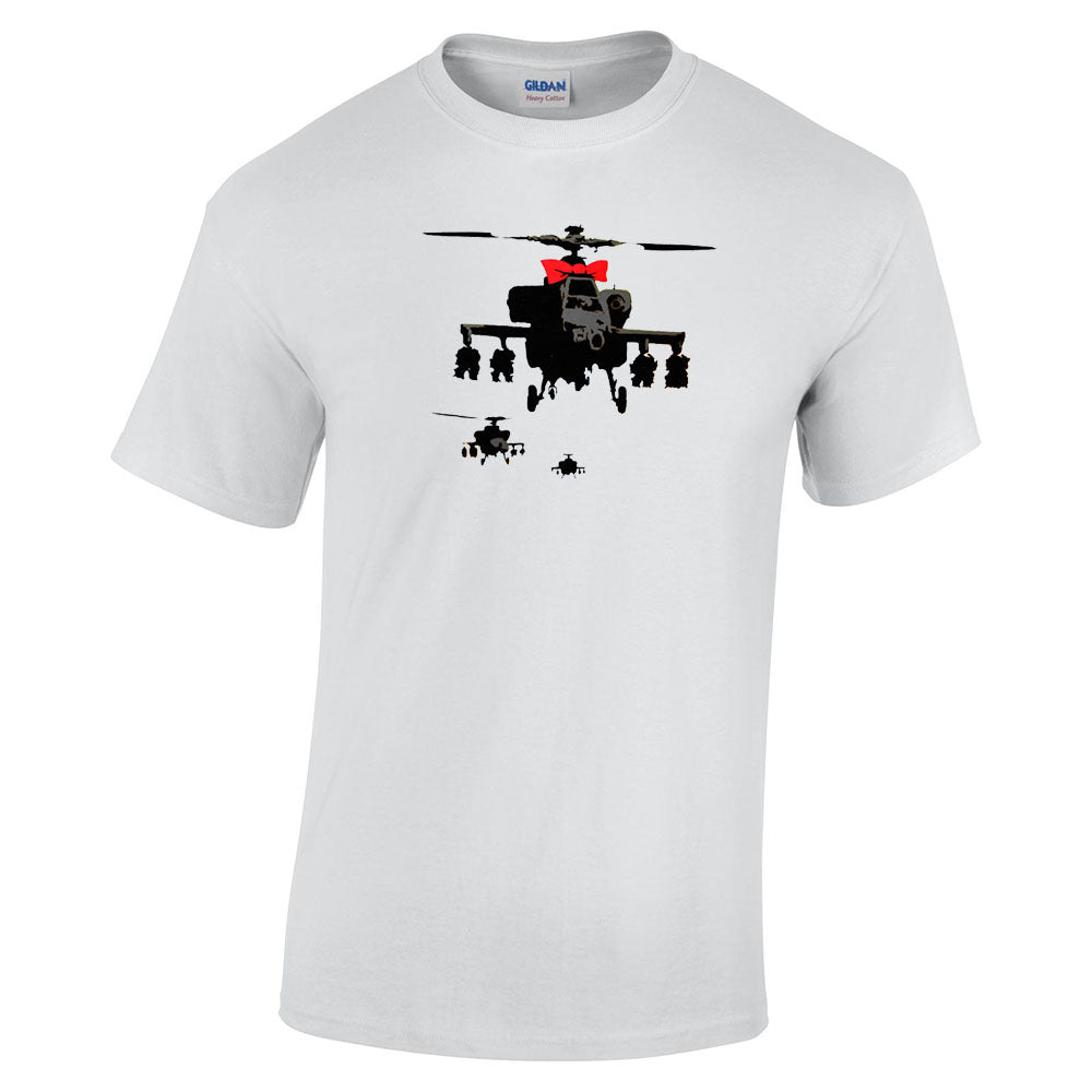 Helicopter Red Ribbon Kids - Farq