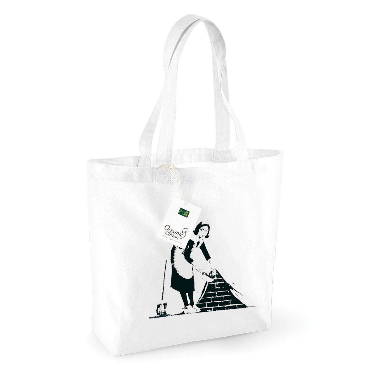 Maid In London Organic Shopping Bag