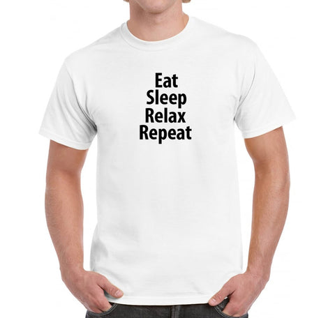 Eat Sleep Relax Repeat - Farq