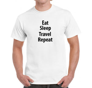 Eat Sleep Travel Repeat - Farq