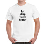 Eat Sleep Travel Repeat