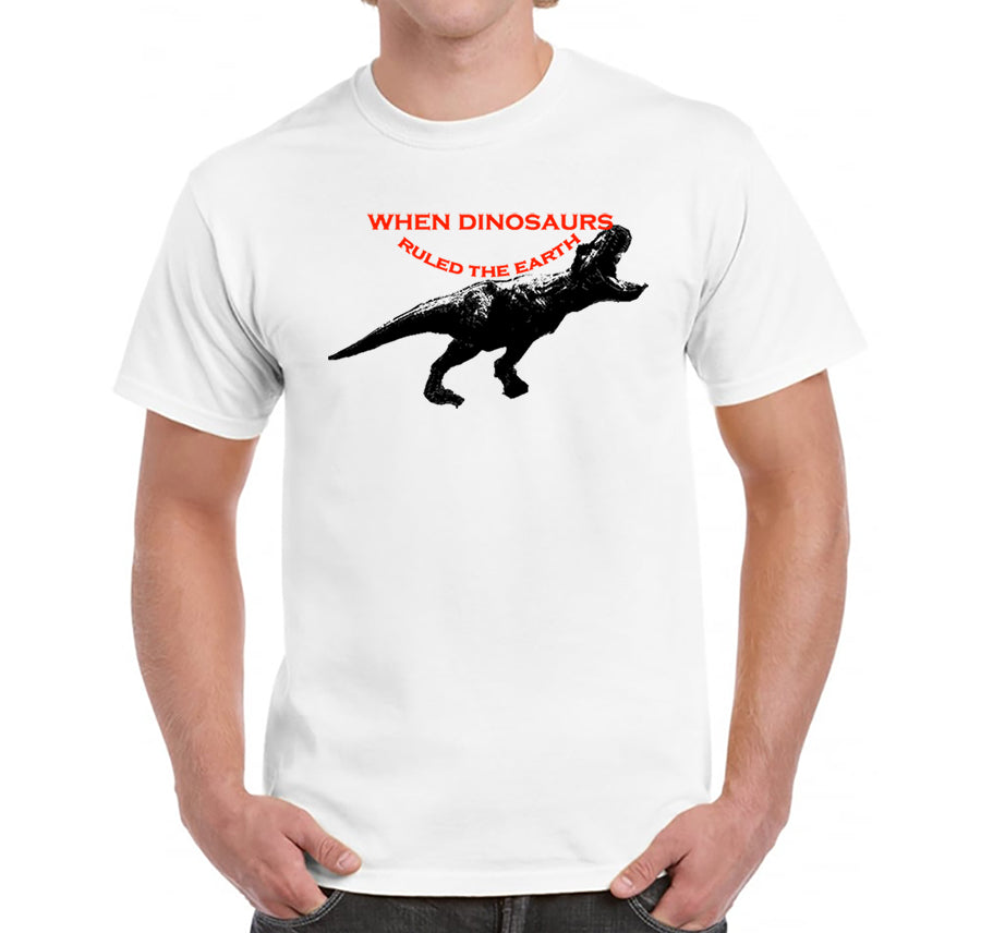 Jurassic World/Park Themed Tee - Farq